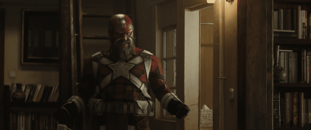 David Harbour como Red Guardian en Black Widow (2020). Imagen: Comic Vine