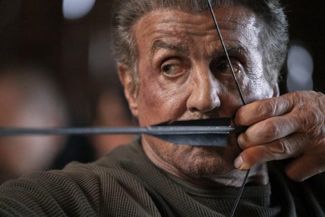 John Rambo (Sylvester Stallone) en Rambo: Last Blood (2019). Imagen: IMDb.com