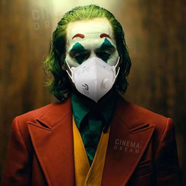 Arthur Fleck/Joker (Joaquín Phoenix) en Joker (2019). Imagen: Todd Phillips Instagram (@toddphillips1).