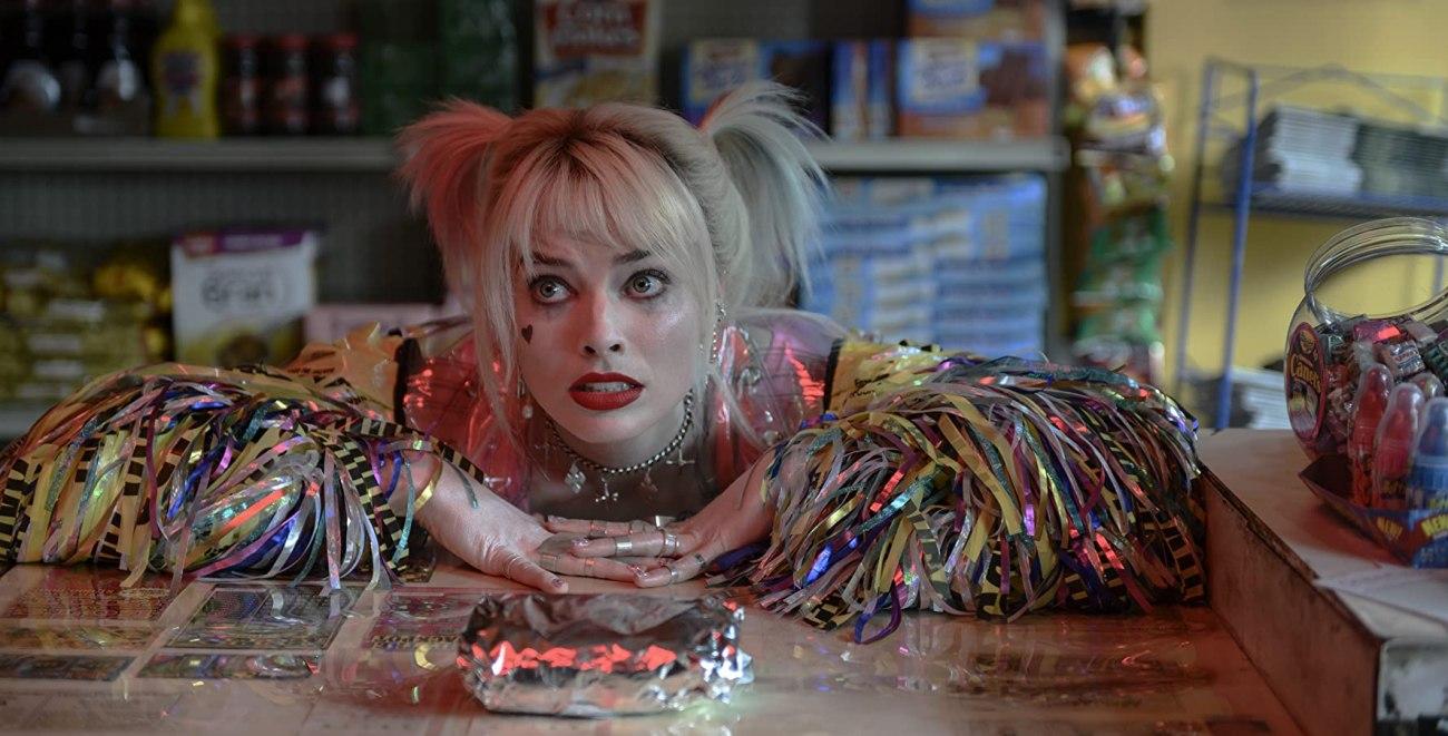 Harley Quinn (Margot Robbie) en Birds of Prey (2020). Imagen: IMDb.com