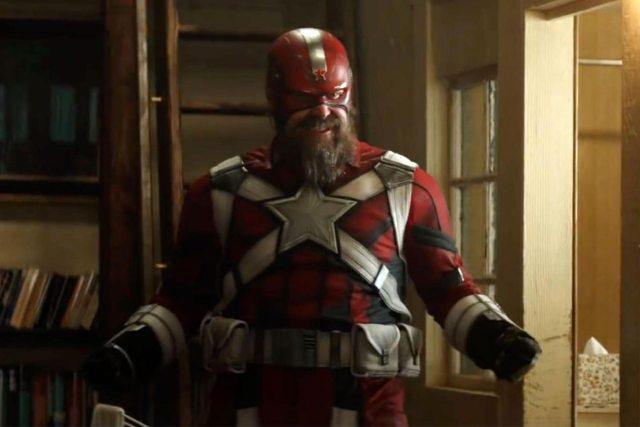 Red Guardian (David Harbour) en Black Widow (2020). Imagen: Marvel Studios