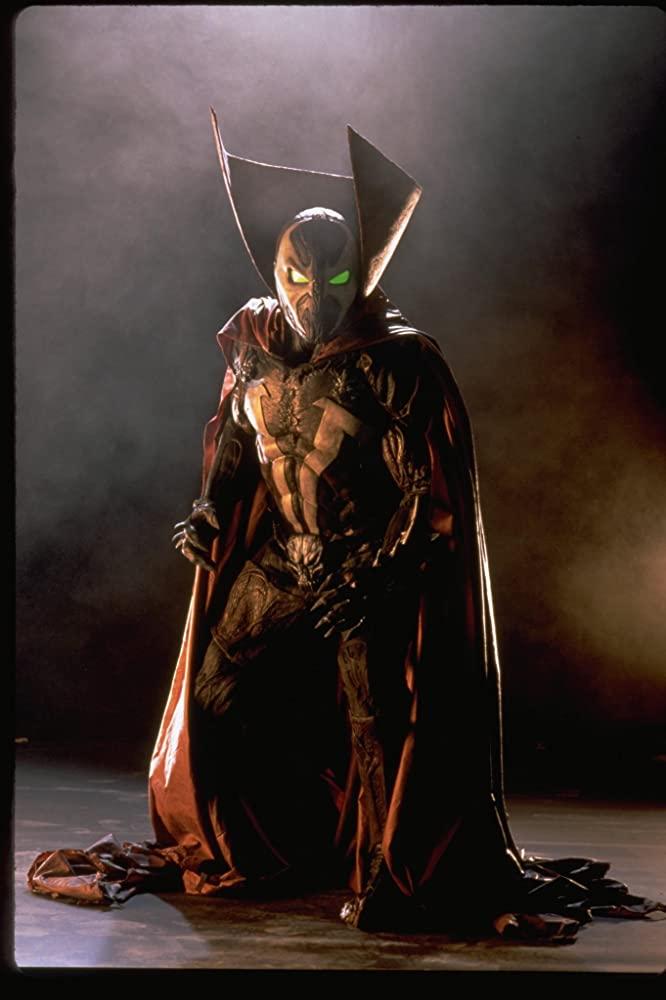 Michael Jai White protagonizó Spawn (1997). Imagen: New Line Cinema