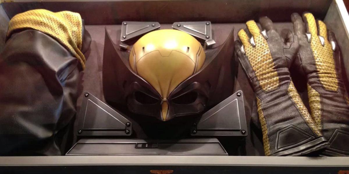 El traje de Wolverine (Hugh Jackman) en una escena eliminada de The Wolverine (2013). Imagen: Screen Rant