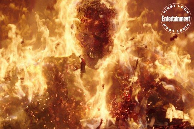 Machine Gun Kelly como Newt en Project Power (2020). Imagen: Netflix/Entertainment Weekly