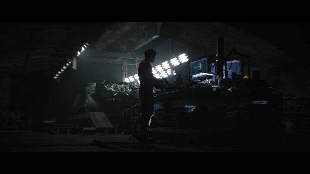 Robert Pattinson como Bruce Wayne/Batman en The Batman (2021). Imagen: Артем Twitter (@twenklyy).