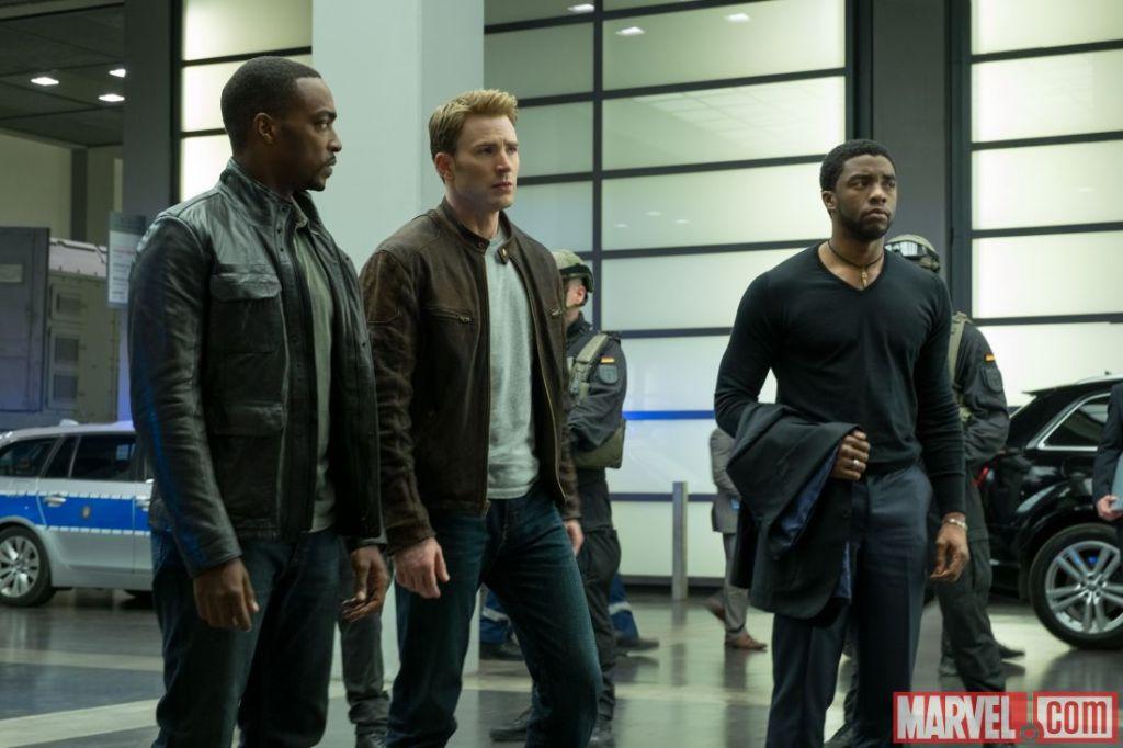 Chadwick Boseman (1976-2020) debutó como T'Challa/Black Panther en Captain America: Civil War (2016). Imagen: Marvel.com