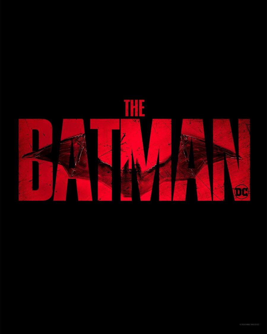 Logotipo de The Batman (2021). Imagen: dccomics.com