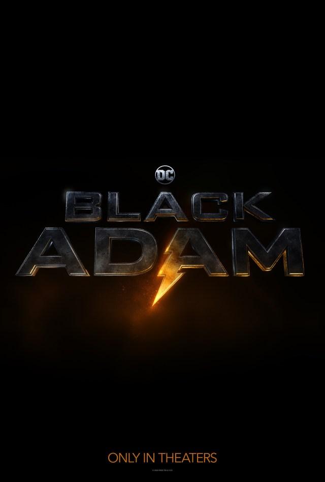 Póster de Black Adam (2021). Imagen: impawards.com