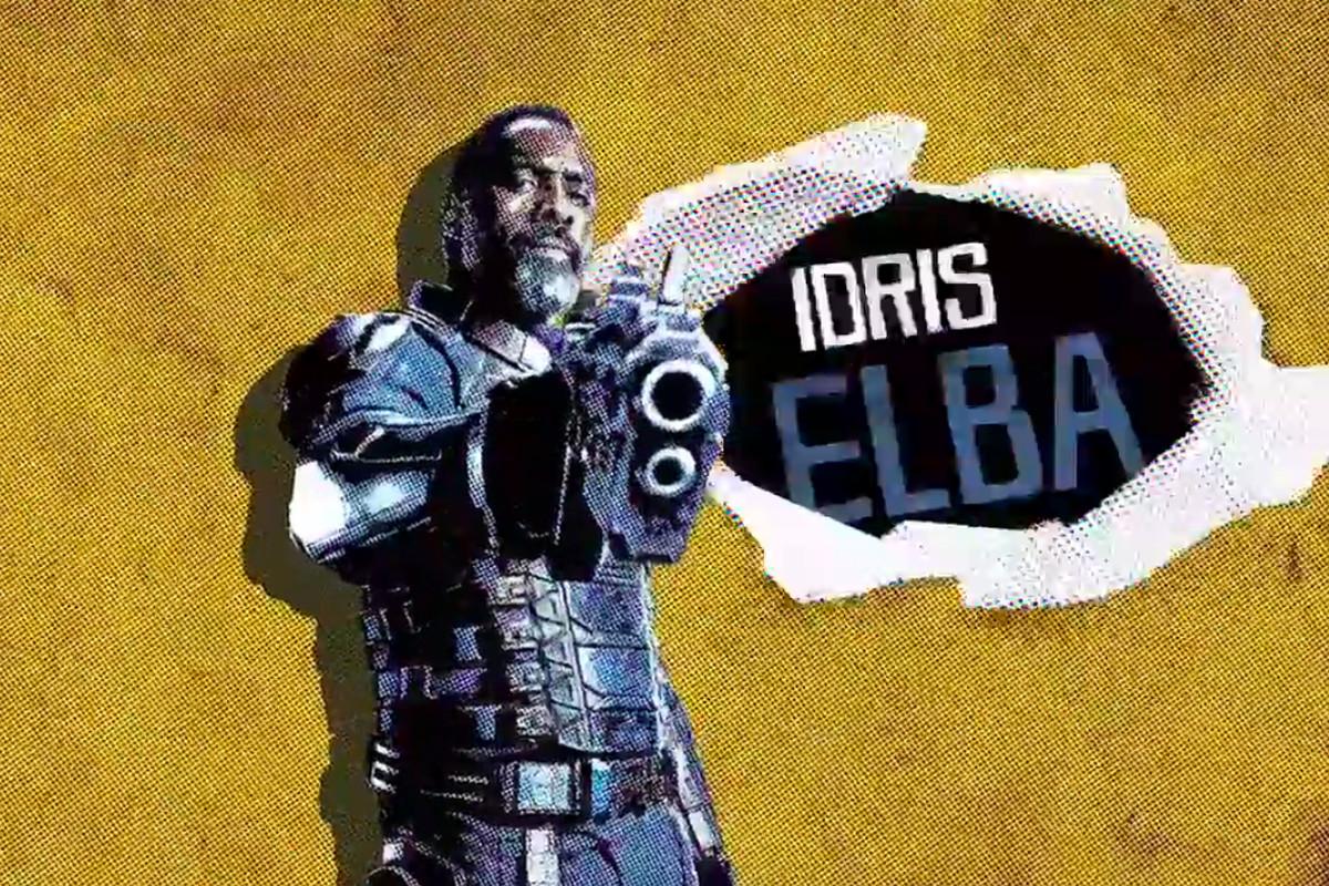Bloodsport/Robert DuBois (Idris Elba) en The Suicide Squad (2021). Imagen: Warner Bros. Pictures
