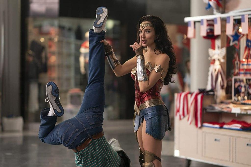 Wonder Woman (Gal Gadot) en Wonder Woman 1984 (2020). Imagen: IMDb.com
