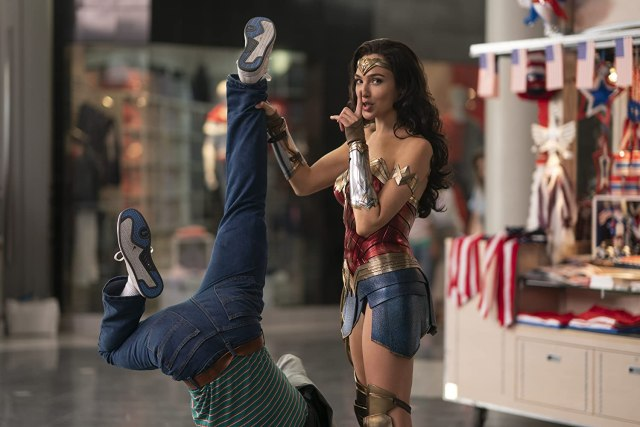 Wonder Woman (Gal Gadot) en Wonder Woman 1984 (2020). Imagen: IMDb.com