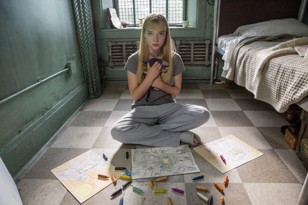 Anya Taylor-Joy como Illyana Rasputin/Magik en The New Mutants (2020). Imagen: 20th Century Studios