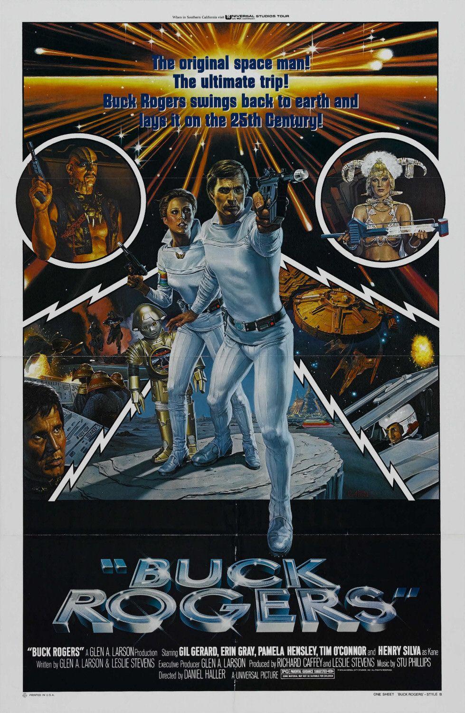 Póster de Buck Rogers in the 25th Century (1979). Imagen: impawards.com