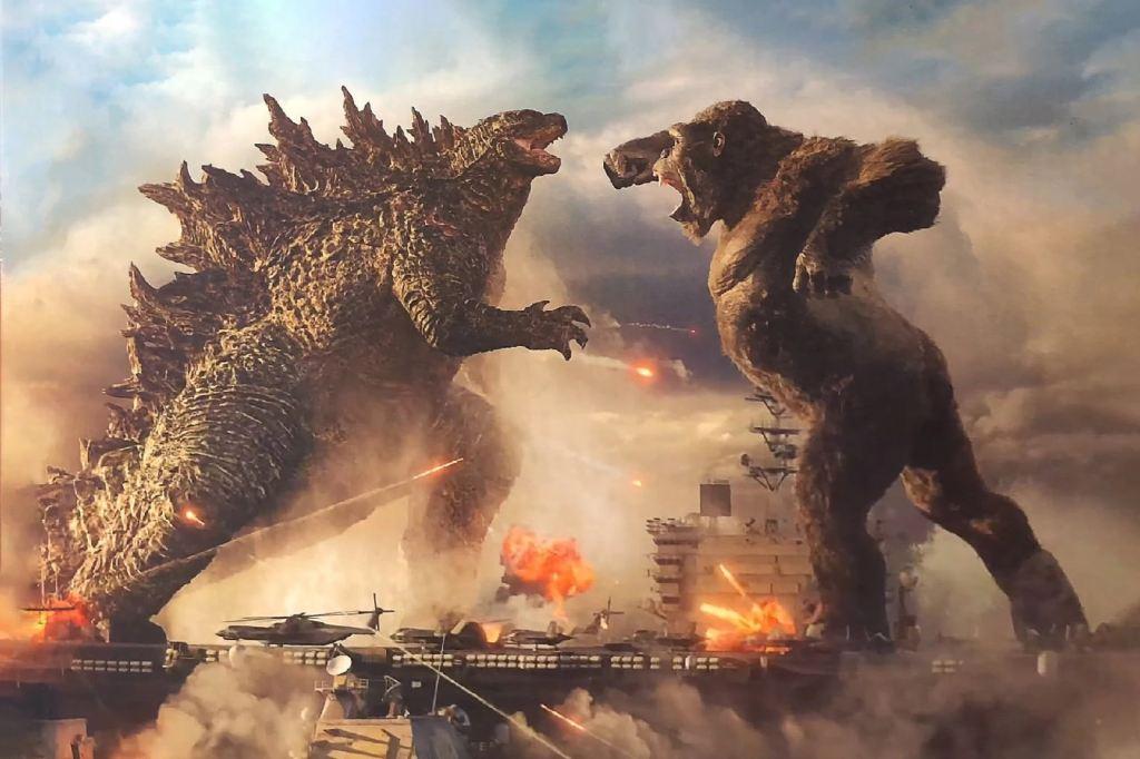 ¿Quién ganará en Godzilla vs. Kong (2021)?. Imagen: IMDb.com