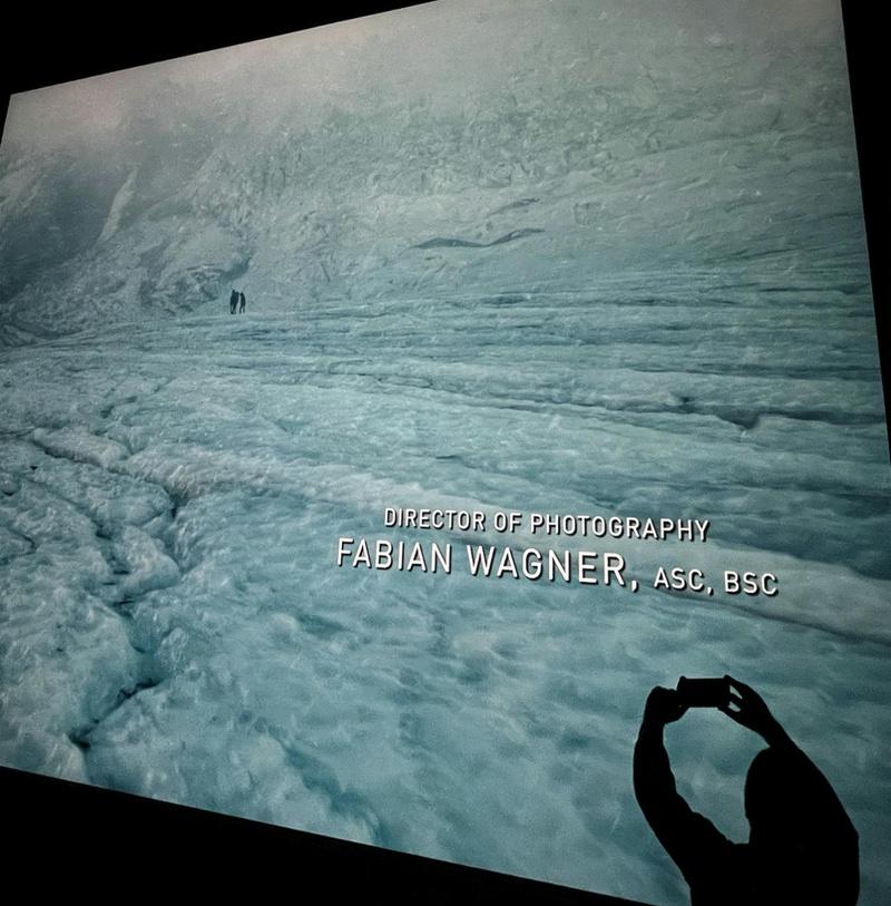 Fabian Wagner es el director de fotografía en Zack Snyder's Justice League (2021). Imagen: thedirect.com
