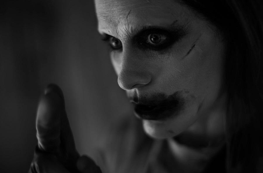The Joker (Jared Leto) en Zack Snyder's Justice League (2021). Imagen: dccomics.com
