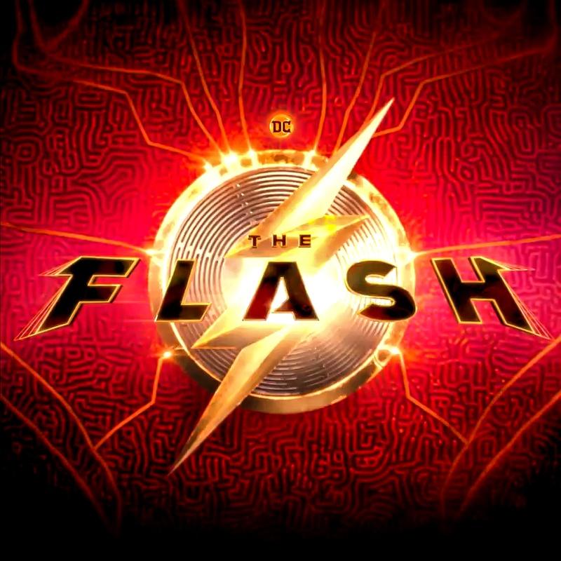 Logotipo de The Flash (2022). Imagen: thedirect.com