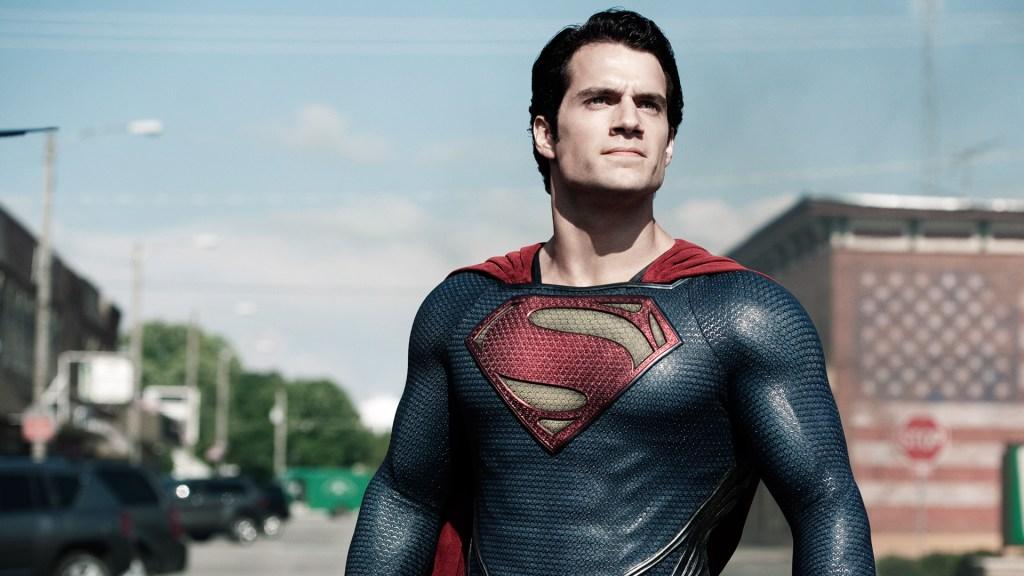 Superman/Kal-El/Clark Kent (Henry Cavill) en Man of Steel (2013). Imagen: fanart.tv