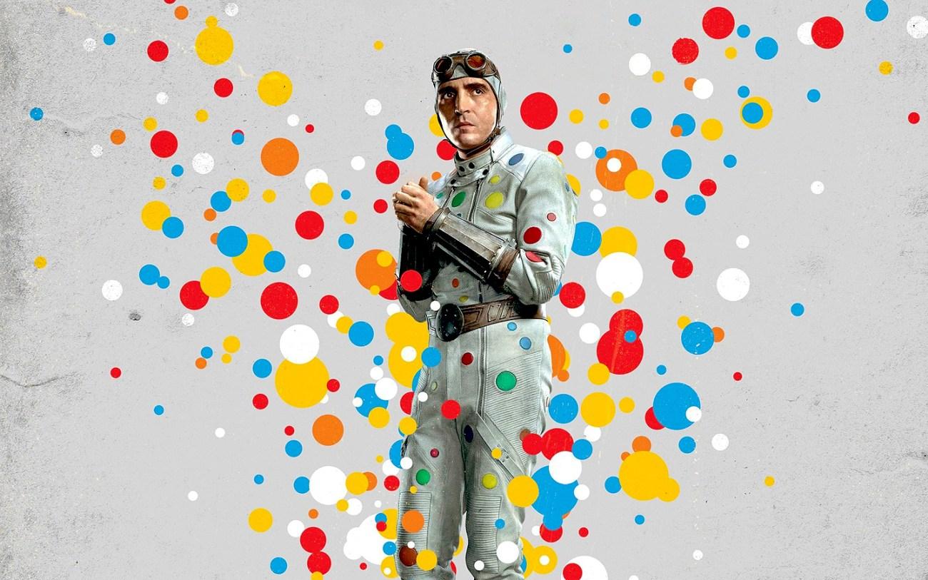 Polka-Dot Man (David Dastmalchian) en The Suicide Squad (2021). Imagen: fanpop.com