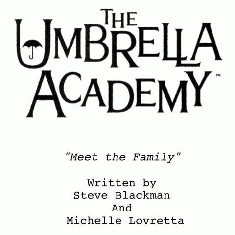 El título del episodio 301 de The Umbrella Academy es Meet the Family. Imagen: Netflix Queue Twitter (@netflixqueue).