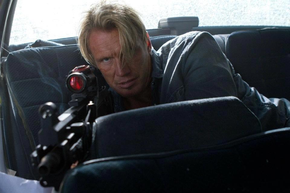 Gunner Jensen (Dolph Lundgren) en The Expendables 2 (2012). Imagen: listal.com