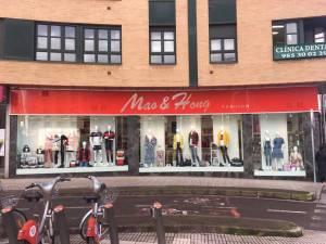 licencia de apertura tienda ropa Gijón