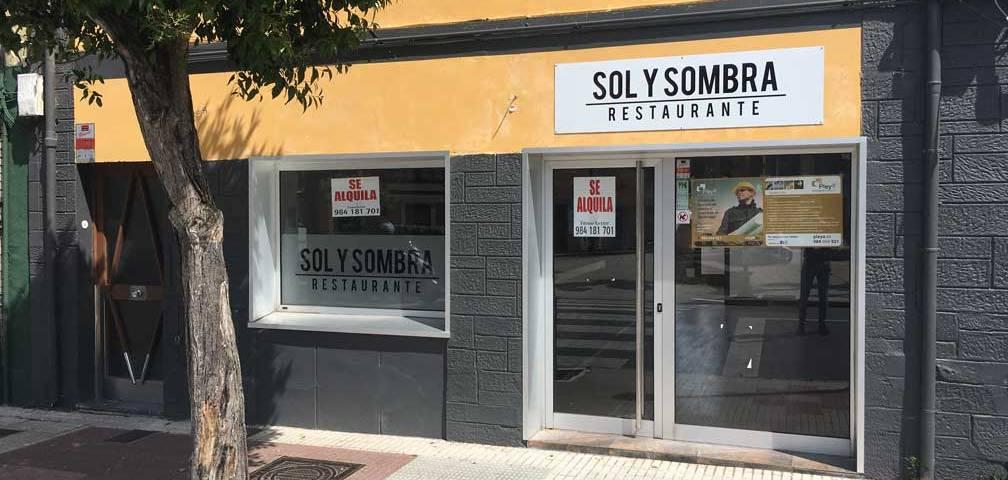 corrección licencia apertura Gijón