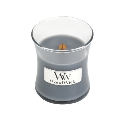 WoodWick Geurkaars Evening Onyx Mini