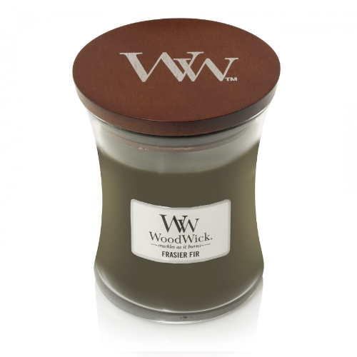WoodWick Geurkaars Frasier Fir Medium