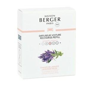 Maison Berger autoparfum navulling Lavender Fields