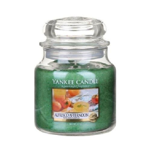 Yankee Candle Alfresco Afternoon Medium Jar