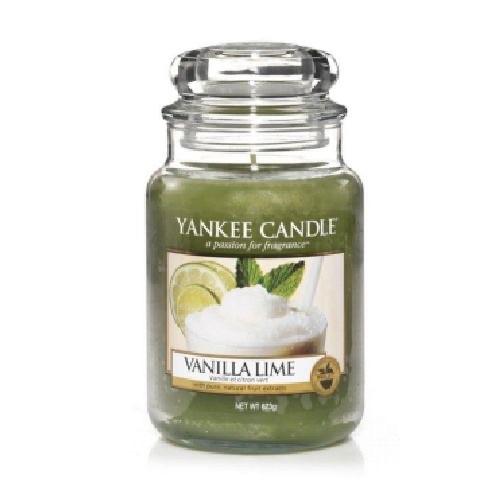 Yankee Candle Vanilla Lime Large Jar