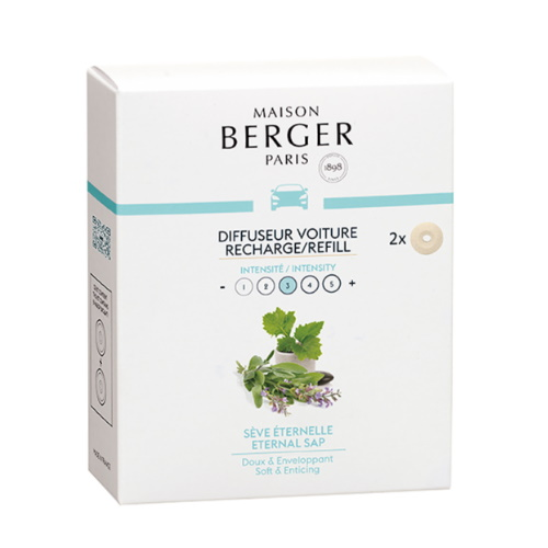 Maison Berger Autoparfum navulling Eternal Sap