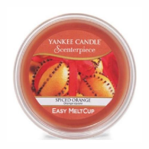 Yankee Candle Scenterpiece MeltCup Spiced Orange