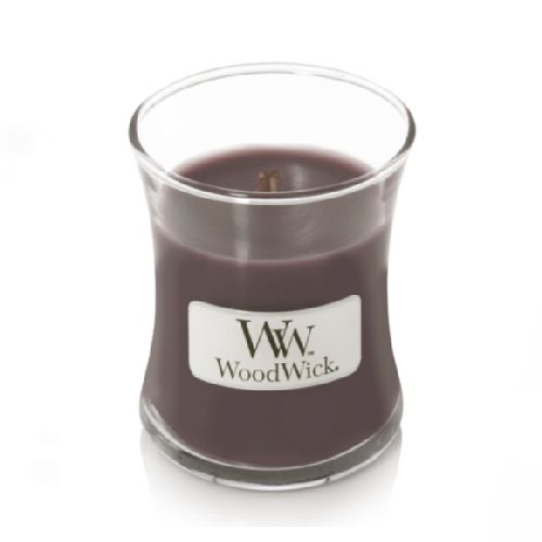 WoodWick Geurkaars Suede & Sandalwood Mini