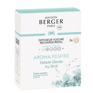 Maison Berger Autoparfum navulling Aroma Respire