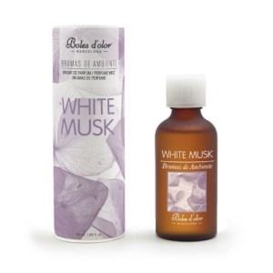 Boles d'olor Geurolie White Musk 50 ml