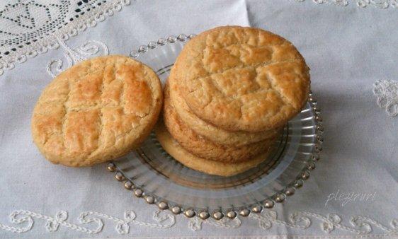 Biscuiti bretoni (Palets Breton)