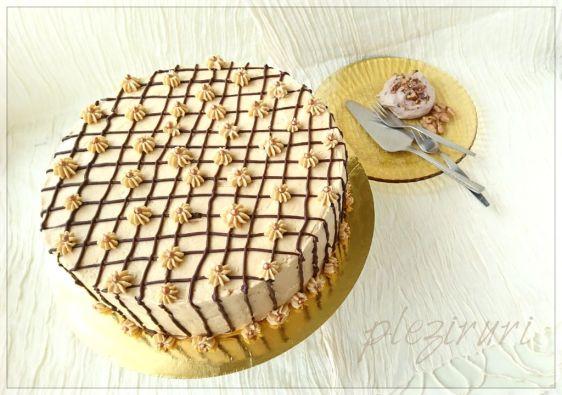 Tort Kiev cu ciocolata