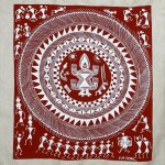 Indian Folk Art Kv1 Pondy Art