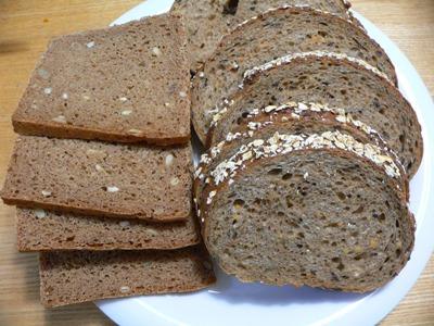 Bakery Neueのドイツパン