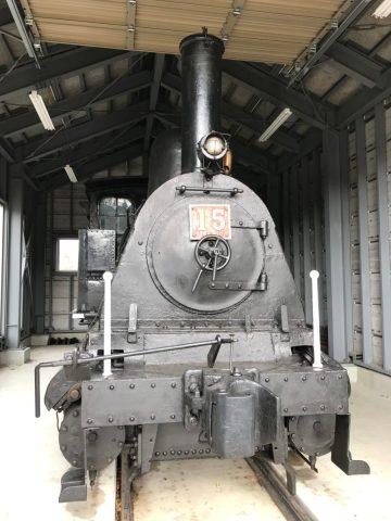 クラウス15号機関車