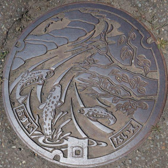 奈井江町 マンホール