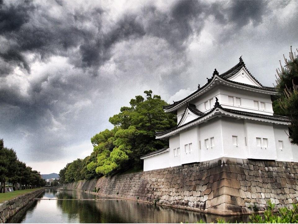 Nijo Castle // 二条城