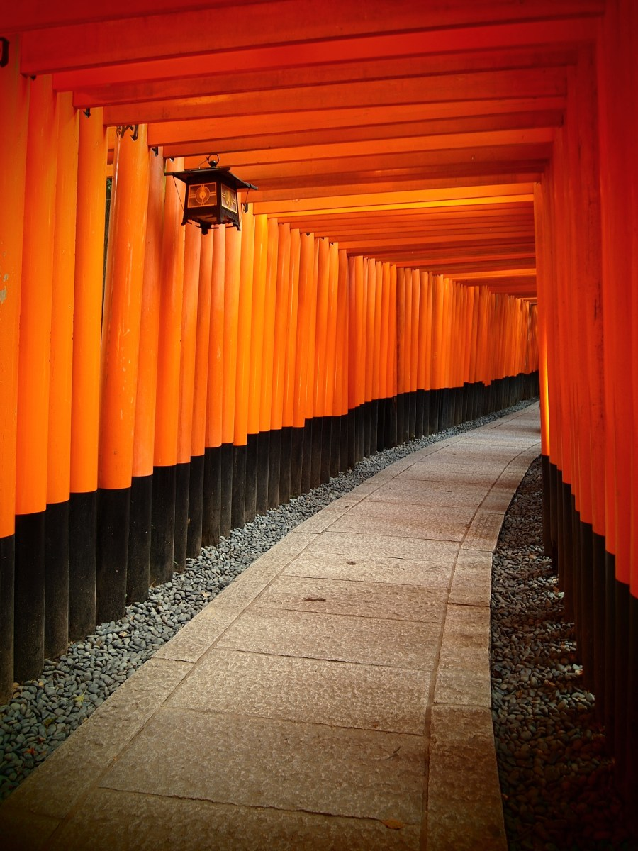 Fushimi Inari Shrine // Senbon Torii