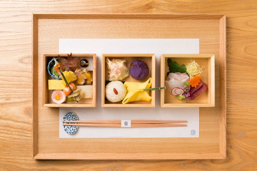 IZAMA Kyoto - Afternoon Snack Platter