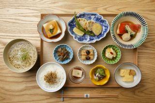 IZAMA Kyoto - Obanzai Lunch