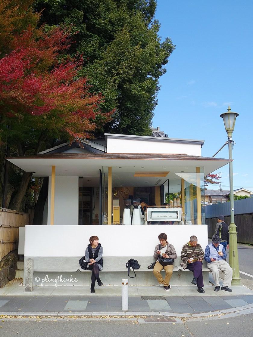 Arabica Cafe Arashiyama - Kyoto