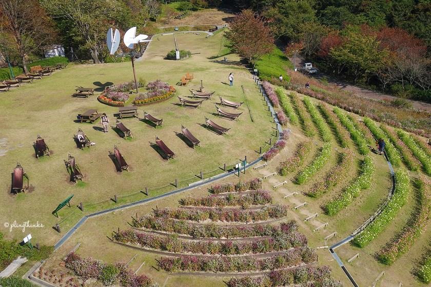 Hammocks - Nunobiki Herb Gardens Kobe Japan