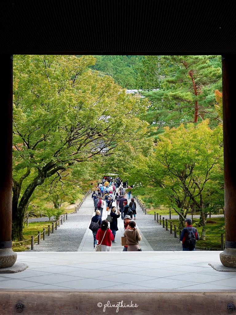 Sanmon Gate Nanzenji Temple - Kyoto